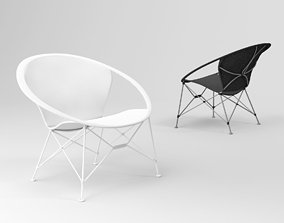 Feelgood designs cl326 lounge armchair 3D