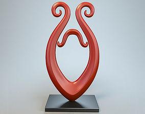 3D print model Abstract Figure m026 P