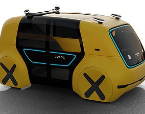3D model Volks Wagen Sedric Concept NURBS