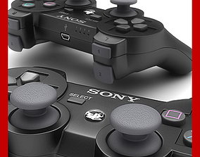 PS3 Controller Dualshock 3 3D