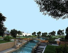 3D model Park Landscapes 026