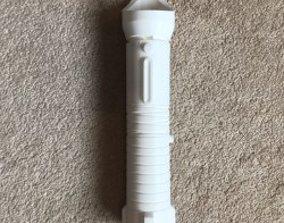 Custom Lightsaber 3D printable model