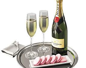 3D Champagne