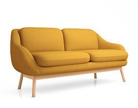 3D Oslo 2 seater sofa by Made