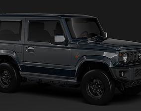 Suzuki Jimny XL 2019 3D model
