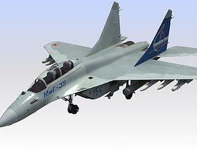 3D model MIG-35