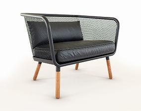 Honken Easy Chair 3D model