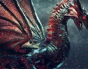 Dark Dragon 3D