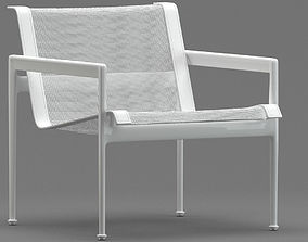 3D Hive Modern Richard Schultz 1966 Lounge Chair