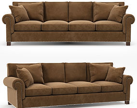 3D asset Ralph Lauren Jamaica Sofa