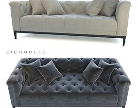 Eichholtz Cesare sofa 3D model furniture