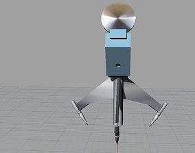 3D print model Atavachron disc viewer