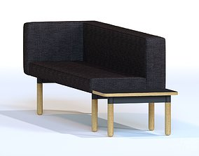 3D model Keilhauer - Soft Seating