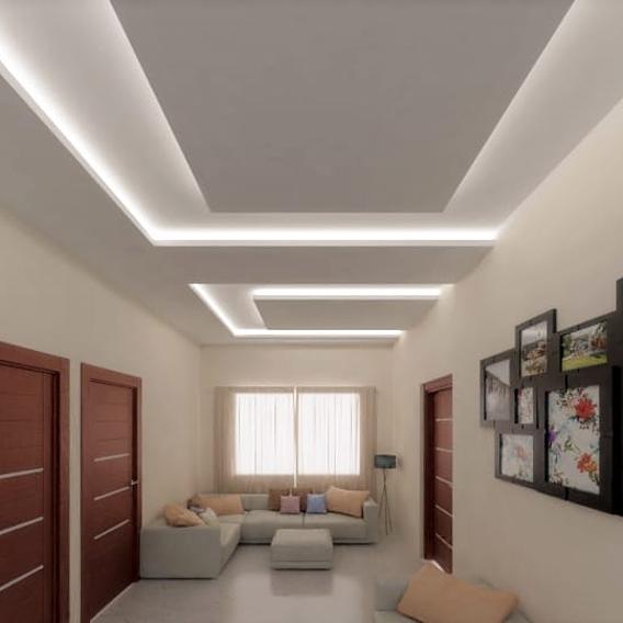 Interior Desing - 500x300 Living room