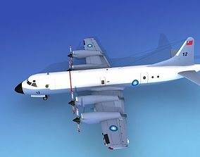 Lockheed P-3 Orion Rep of China Hp 3D
