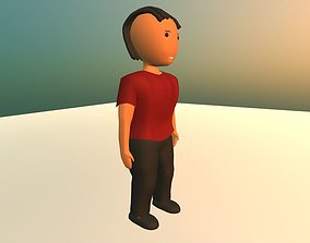 3D model Simple Avatar