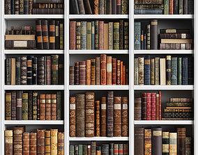 Classic Books 13 3D
