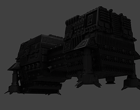 World Devastator 3D model
