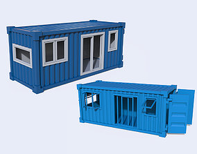 Contener House 3D printable model