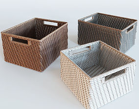 3D Clive Tightweave Utility Baskets
