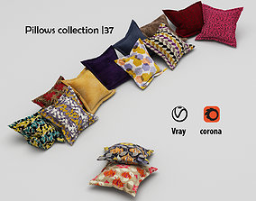 Pillows collection 37 3D model