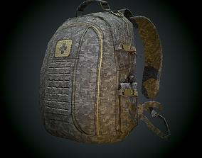 3D model Tactical Back Pack