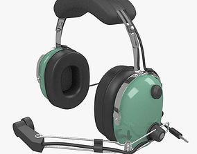 electronics Headset 3D model