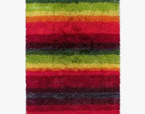 3D model Carpet Arte Espina Shaggy