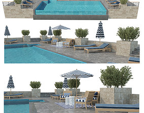 Swimming Pool -7 3D