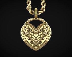 heart pendant special model