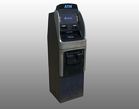 3D model Hyosung ATM