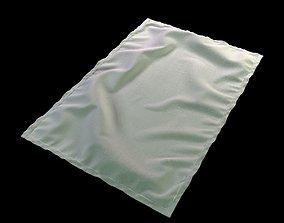 3D Single Tea towel
