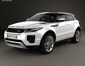 Land Rover Range Rover Evoque 5-door 2015 3D
