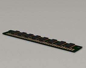 computer chip 3D pc