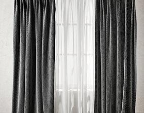 3D model Curtain 102