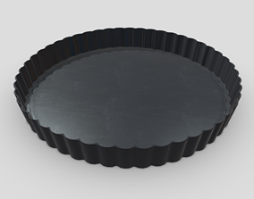 3D asset Baking Tin 2
