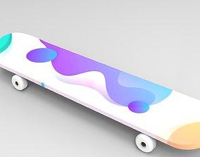truck 3D Skateboard