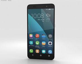 3D model Huawei Honor 4X White