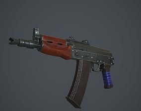 AKS-74u 3D asset