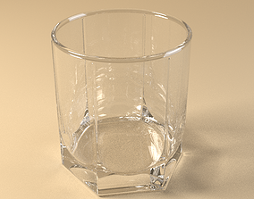 Wide Glass 3D print model