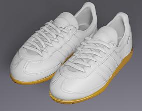 PBR Low-poly Shoe 3D asset