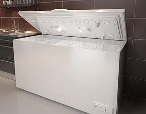 3D Electrolux Chest Freezer