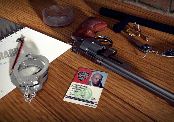 Smith & Wesson Model 29 & HandCuff