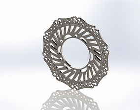 3D printable model Brake Disc motorcycle