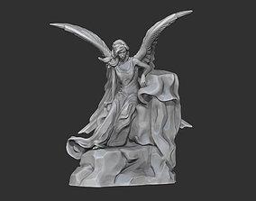 art 3D printable model Angel