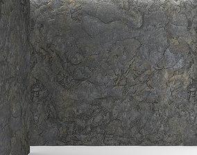 Rock wall 2 3D
