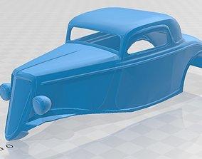 Hot Rod Printable Body Car