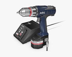 3D AEG screwdriver