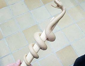 3D print model Small snake