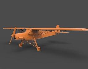 Fieseler Fi 156 Storch 3D print model
